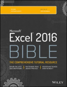 Microsoft Excel 2016 Bible
