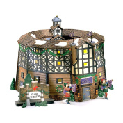 """Department 140cm The Old Globe Theatre"""" Dickens Village"""
