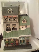 """""""Department 56 Heritage Village Collection Christmas in the City Series """"The Chocolate Shoppe"""