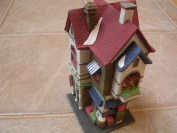Department 56 Heritage Village Collection ; Christmas in the City Series ; 1988 Hank's Market Corner Grocer #5970-6