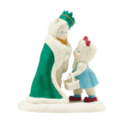 Snowbabies Department 56 Snowbabies Guest Collection King of The Forest Figurine, 10cm