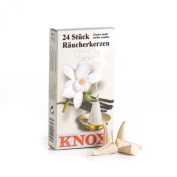 Knox Vanilla Scent German Incense Cones Made in Germany for Christmas Smokers