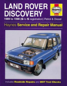 Land Rover Discovery Petrol and Diesel Owners Workshop Manual