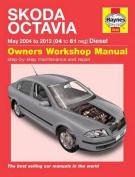 Skoda Octavia Diesel Owners Workshop Manual