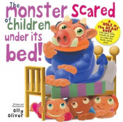 The Monster Scared of Children Under its Bed- Holed Book