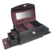 Morelle & Co. Layla Leather Jewellery Box