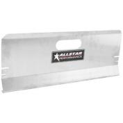 Allstar ALL10119 Aluminium Deluxe Toe Plate - Pair