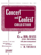 Concert and Contest Collection for Bass/Tuba (B.C.)