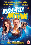 Absolutely Anything [DVD_Movies] [Region 4]