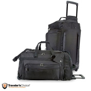 G Pacific Titan 70cm Rolling Durable Polyester Upright Duffel Bag