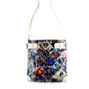 LANY 'Paparazo' Print 28cm Cross- Body Messenger Bag