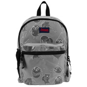 Adventure Time Negative Grey Backpack