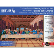Paint By Number Kit Artist's Collection 30cm x 41cm -Last Supper