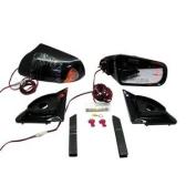950-25110 Style 6 CAL-VU Signal Mirror
