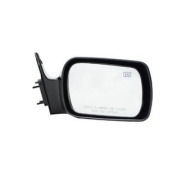 TY5029410-2R00 Toyota Avalon Black Power Heated Replacement Passenger Side Mirror