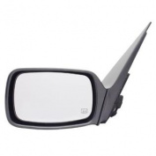 FD5809410-1L00 Ford Contour Black Power Heated Replacement Driver Side Mirror