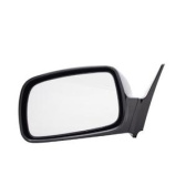 TY3809410-AL00 Toyota Solara Black Power Heated Replacement Driver Side Mirror