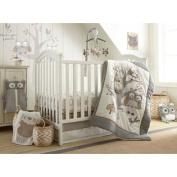 Night Owl 5 Piece Crib Bedding Set