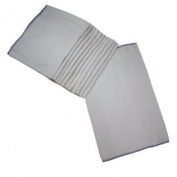 OsoCozy - Indian Cotton - Prefold Cloth Nappies Premium 4x8x4