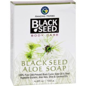 Black Seed Bar Soap - Aloe - 130ml