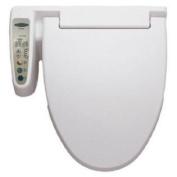 HomeTech Feel Fresh HI-3001 White Bidet Washing Toilet Seat ELONGATED