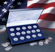 American Coin Treasures Complete Franklin Half Dollar Collection