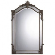 Uttermost Alvita Medium Metal Mirror