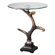 Uttermost 24430 Stag Horn Accent Table