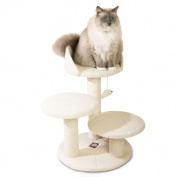 Majestic 70cm Casita Cat Faux Sherpa Furniture Tree