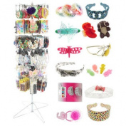 Childrens Hair Accessories Display - Case of 1200