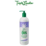 TRIPLE LANOLIN Aloe Vera with Lavender Hand & Body Lotion MA-50138