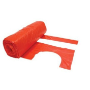 Disposable Roll of 200 Red Aprons