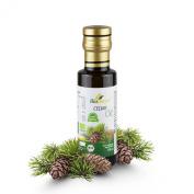 Certified Organic Cold Pressed Cedar Oil 100ml Biopurus