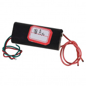yqltd Black DC4.8V-6V to 400KV Pulse Generator Board Ignition Coil Boost Step-up Power Module Ultra-high Voltage 400000V