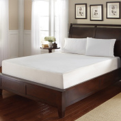 WHITE by Sarah Peyton 25cm Queen-size Gel Convection Cooled Memory Foam Mattress