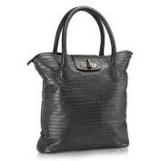 Women Tote Bag (Black) (PR581)