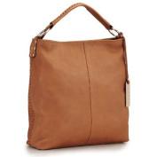 Women Tote Bag (Brown) (PR335)