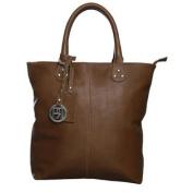 Women Tote Bag (Tan) (PR957)