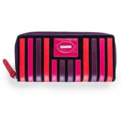 Visconti BK52 Coco Handmade Top Quality Womens Leather Wallet with Polka Dots