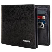 Executive class Genuine Bi-Fold Leather Wallet for Men