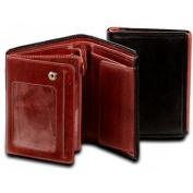 Visconti Waldorf TORINO TR-34 Top Quality Classic Tri Fold Wallet /Coin ID Holder