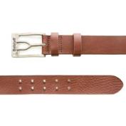 BELSTAFF Women's Chestnut Leather Very Belstaff Belt Sz 95cm $375 NWOT