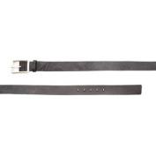 BELSTAFF Women's Black Leather Vintage Lady Belt 759079 Sz 70/85cm $375 NWT