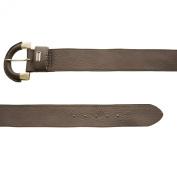 BELSTAFF Women's Dark Brown Leather Phoebe Belt 759066 Sz 85cm $295 NWT