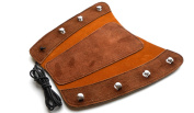 Quality suede Leather Archery Arm Guard, Shooting Arm Guard.