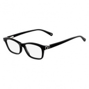 DVF Eyeglasses 5041 001 Black 50MM