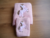 Kids Embroidered Towel 100% Cotton
