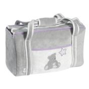 Câlin Câline Zach 304.15 Nursery Bag White / Grey / Parma