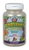 MultiSaurus Berry, Grape & Orange Kal 60 Chewable by Kal