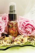 New! GODDESSY Organics - Pure Elysium Oil Infusion (With Flowers) - 100% Natural And Organic